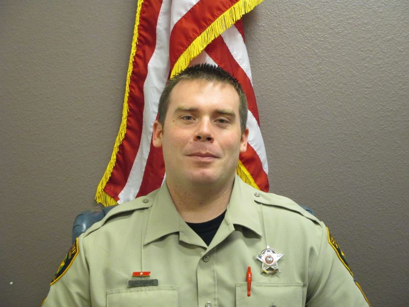 Sergeant Ben Young